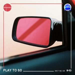 DJ JONNESSEY - PLAY TO 60 - #40 (2017 02 20) 118-124 BPM onefm.ro