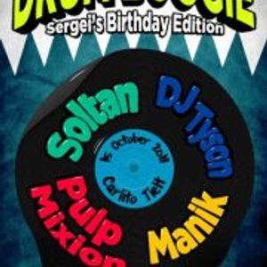 DJ Tyson Live @ Drum Boogie (Tielt)