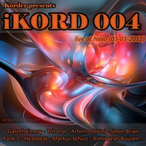 Korder - iKORD 004 (Live at Nexo 03-03-2012)