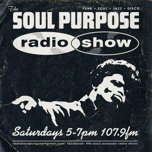 The Soul Purpose Radio Show with Tim King and guests DJ Fred & DJ Jadzia Radio Fremantle 107.9FM