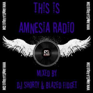 This Is Amnesia Radio Vol 1 (CD2 Mixed By Blazed Fidget)