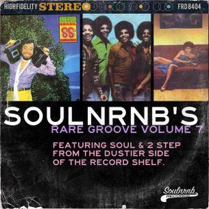 SoulNRnB's Rare Groove Volume 7