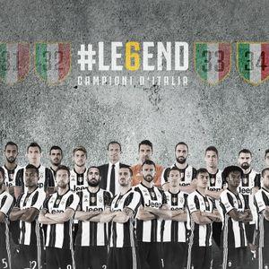 Juve-Crotone 3-0|SIAMO LE6ENDA!!!!