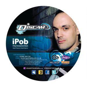 """Discam - iPob - """"I Play Omnipotent Beats"""" Promo Mix"""
