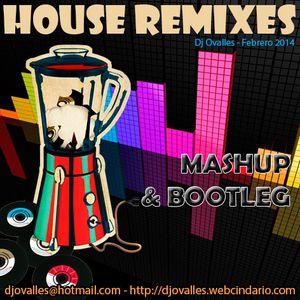 Dj Ovalles - House Remixes (MashUp & Bootleg) (Febrero 2014)