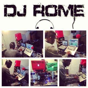 DJ ROME - VALENTINE'S SLOWJAMS MIX CD1 2013