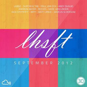 LHSFT 030 - September 2012