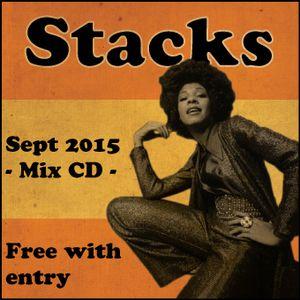Stacks - Mix CD September 2015