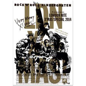 Live at ReNY LONDON NITE X'mas Special 2014