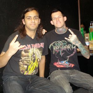 Interview with Scott Lewis from Carnifex
