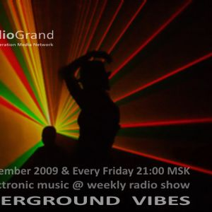 Sasha Alx - Underground Vibes #0002 @ RadioGrand (11-Sep-2009)