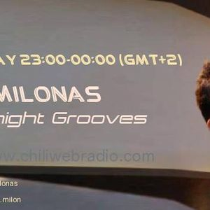 Alex Milonas Midnight Grooves Chili Radio EP 27