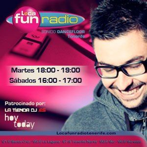 JACOBO PADILLA - PROGRAMA SONIDO DANCEFLOOR 001 (MARTES) NOVIEMBRE 6-11-2012 LOCA FUN FM TF.