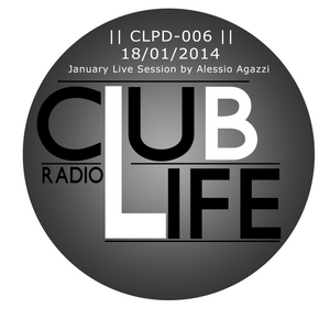 CLPD-006 || 18/01/2014 - January Live Session by Alessio Agazzi