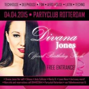 HouseBeats 043 - Divana Jones