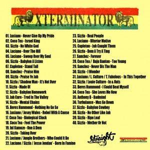 100% Xterminator Mix by Straight Sound