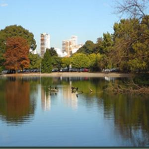 Espacio Público: Parque Tres de Febrero