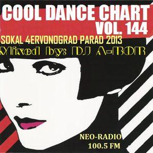 COOL DANCE CHART VOL.144 (Sokal 4ervonograd parad 2013)