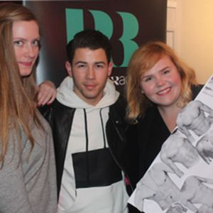 Nick Jonas och Lovelocks