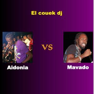 Aidonia vs Mavado