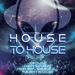 NEW SHOW! House To House With DJKAY (Debut Show) - May 30 2020 www.fantasyradio.stream