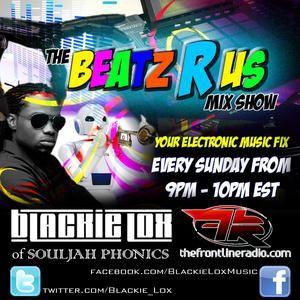 The BEATZ R US Mixshow 2012.01.15