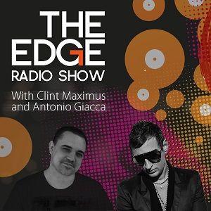 THE EDGE RADIO SHOW (#437) GUEST BLASTERJAXX