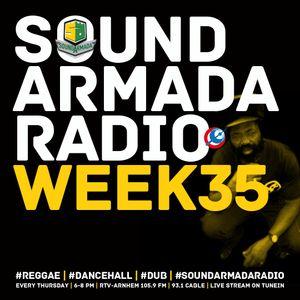 Sound Armada Reggae Dancehall Radio | Week 35 - 2017