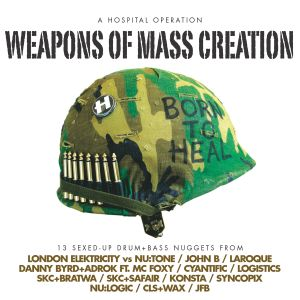 London Elektricity - Weapons Of Mass Creation Mix (disc 2, 2004)