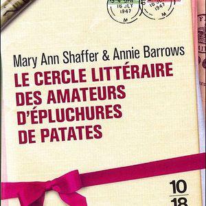 La Matinale du 09 février 2016; Le Cercle Littéraire des amateurs d'épluchures de patates