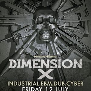 Dimension X industrotech jam