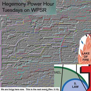 Hegemony Power Hour 11/10/20