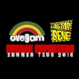 Astarbene All' Overjam Festival16 @day1 #Dancehall Area - Ziggi Mastah, Bizzarri Sound, Iniman