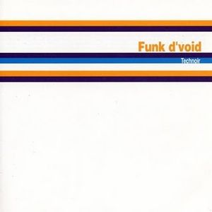 Funk D'Void Live Set 1997 Technoir Ltd Ed