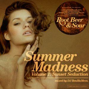 PleaseDontStare & HipHopIsRead Presents: Root Beer & Sour (Summer Madness Vol. 1) By DJ BenHaMeen