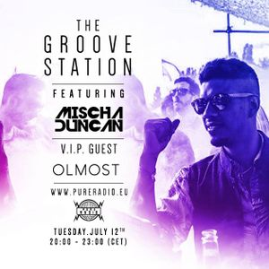 #026 Olmost @ The Groove Station