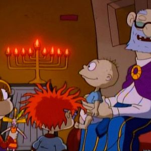 A Rugrats Chanukah with Jesse Roth & Kathleen Kennedy