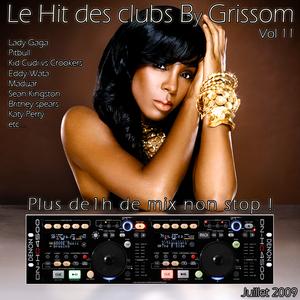 Hit des clubs - Vol 11 - Juillet 2009
