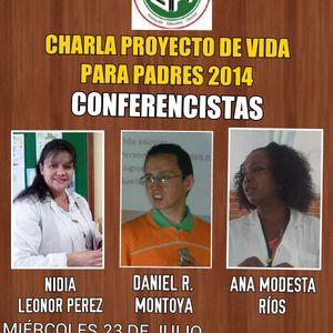 TESTIMONIO DANIEL R. MONTOYA: ANTES, DURANTE Y DESPÚES DEL GUSTAVO RESTREPO Y MENSAJE A LOS PADRES