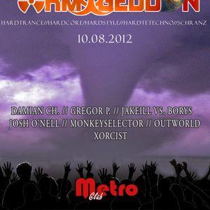 Josh O'Nell @ Armageddon VI (Metro Club Opole)