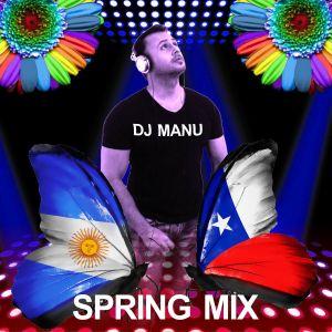 Spring Mix 2016 - DJ MANU