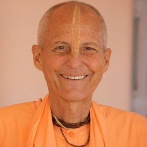 Kavicandra Swami Advaita Acarya China