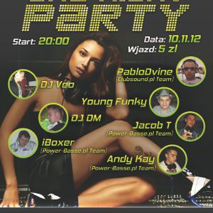 Iboxer Pres. One Night Party