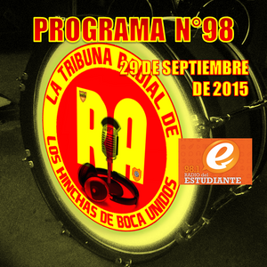 RA. Programa N°98 29-09-2015