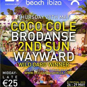 TomHaze - Emerging Ibiza set - Ocean Beach Ibiza