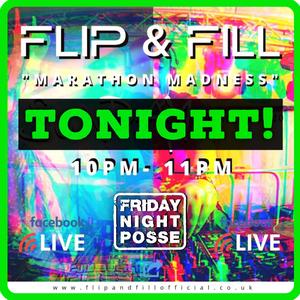 """Facebook Livestream for """"Flip & Fill Marathon Madness"""" (09-August-2020)"""