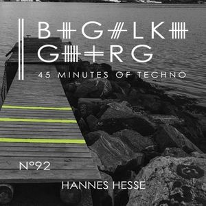 Hannes Hesse @ 45 Minutes Of Techno Podcast N°92