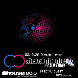 Kd3  - Stereophonic 005 Special Guest Mix