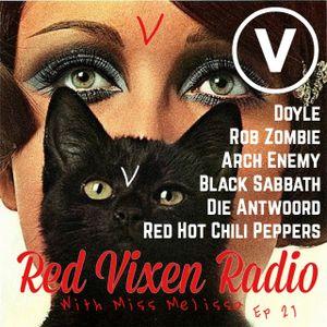 RED VIXEN RADIO: Epsiode 21