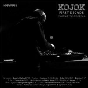 KOJOK - First Decade - 12 mai 2017
